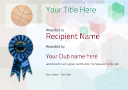 modern-5-basketball-rosette-blue Image