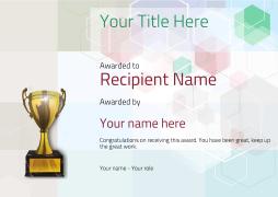 modern5-default_blank-trophy Image