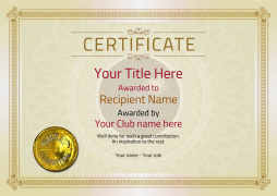 Bowling certificates use free templates from awardbox for Bowling certificates template free