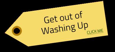 washing up tag Image